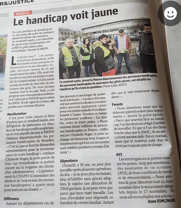 Article presse moselle mdph