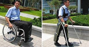 Exosquelette medical 2