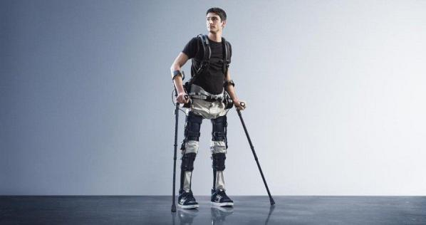 Exosquelette medical