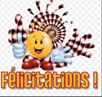 Logo felicitations