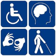 Sigle handicap redimentionne